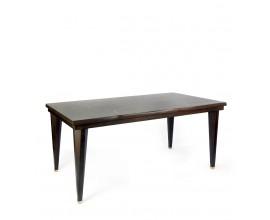 Luxusný masívny jedálenský stôl CAVITE