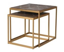 Dizajnová sada príručných stolíkov Ramia