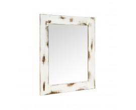 Jedinečné zrkadlo BLANC z masívu 110x90