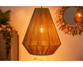 Dizajnová ratanová lampa Countryside II
