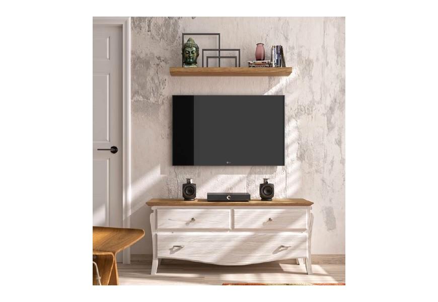 Luxusný TV stolík MEDITERRÁNEO