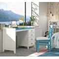 Luxusný písací stolík so zásuvkami Verona