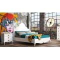 Luxusná štýlová posteľ VOLGA