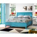Luxusná štýlová posteľ Mediterráneo II