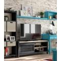 Štýlový TV stolík VERONA 140cm