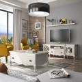 Luxusný masívny TV stolík VOLGA