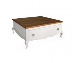 Luxusný konferenčný stolík VOLGA 112x112