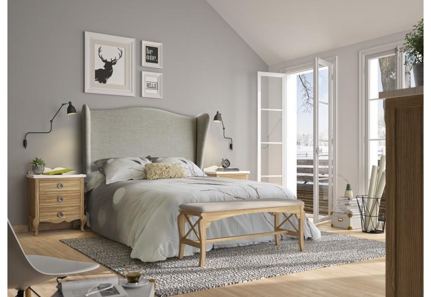 Exkluzívna elegantná spálňa prvotriednej kvality