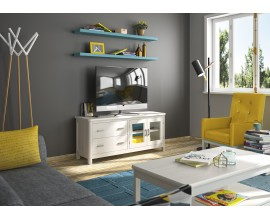 Luxusný masívny TV stolík CERDENA 138cm