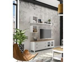 Luxusný masívny TV stolík CERDENA 171cm