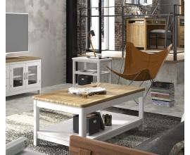 Luxusný masívny konferenčný stolík CERDENA