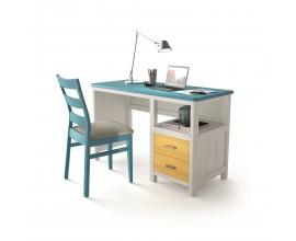 Luxusný masívny písací stolík CERDENA II