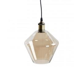 Štýlová industriálna závesná lampa Dusk IV