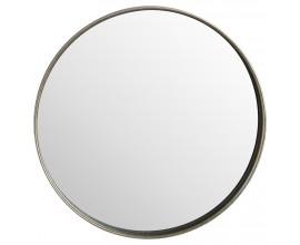 Minimalistické okrúhle zrkadlo 70cm