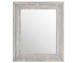 Štýlové vidiecke zrkadlo z masívu Benicia 56x48