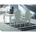 Luxusný jedálenský stôl rozkladací MEDITERRÁNEO 140 (rozložený 200cm)