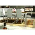 Štýlový jedálenský stôl rozkladací FONTANA