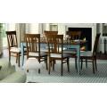 Štýlový jedálenský stôl rozkladací FONTANA 160 (rozložený 220cm)