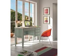 Masívny písací stolík FONTANA