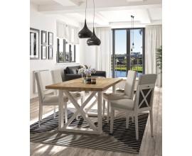 Luxusný masívny jedálenský stôl ALBORÁN 160cm