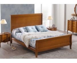 Luxusná rustikálna manželská posteľ RUSTICA 135-180cm klasický štýl