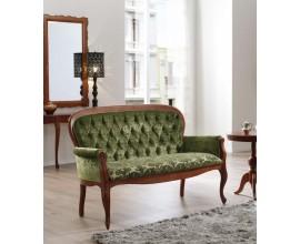 Luxusná rustikálna prešívaná pohovka CASTILLA 160cm