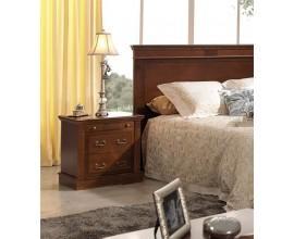 Luxusný rustikálny nočný stolík CASTILLA 62cm