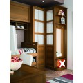 Luxusná exkluzívna študentská izba Miel patinado