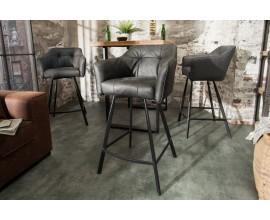 Štýlová stolička Ima antická sivá