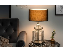 Štýlová stolná lampa Kora v štýle art-deco