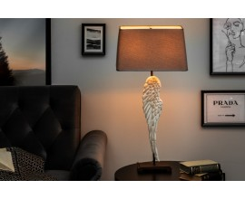 Dizajnová stolná lampa Angeletta