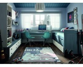 Luxusná detská izba Azul Mar / Blanco Decape