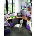 Luxusná detská izba Tosca / Lila / Canela