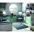 Luxusná detská izba Blanco Decape / Verde Agua / Azul mar