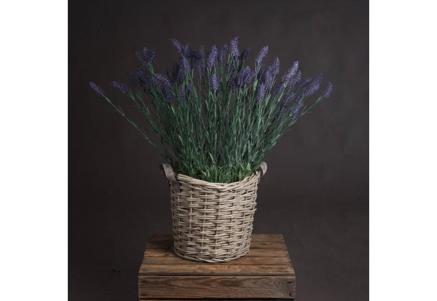 Dizajnové umelé kvety Levanduľa