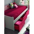 Luxusná detská izba Tosca / Frambuesa / Rosa Palo