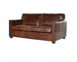 Luxusná kožená sedačka Harper