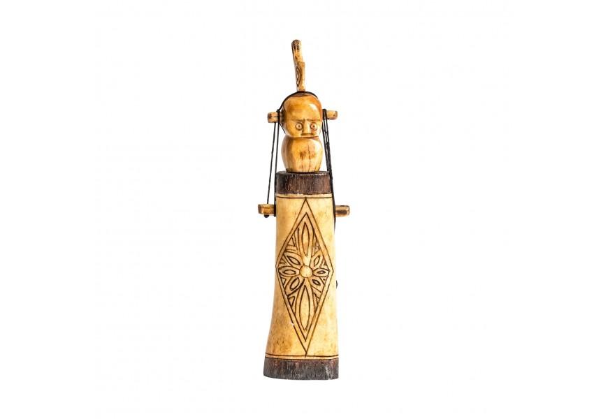 Dizajnová soška v etno štýle 22cm
