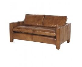 Luxusná kožená sedačka Winston 162cm