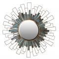 Jedinečné vitrážové zrkadlo Satordi v art-deco štýle