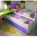 Luxusná detská izba Blanco Decape / Agucate / Lila