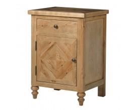 Dizajnový nočný stolík Madalyn