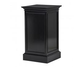 Exkluzívny čierny stojan zámocký Wielton Nero