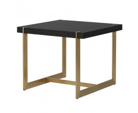 Dizajnový príručný stolík Dawson art-deco