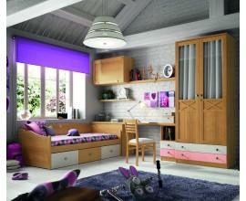 Luxusná detská izba Canela /Tosca / Rosa palo