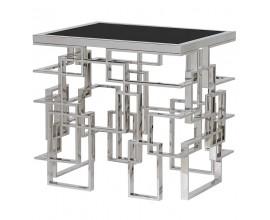 Moderný Art-Deco príručný stolík Oriane 65cm