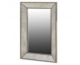 Luxusné zrkadlo s kovovým rámom Faustine