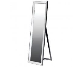 Art-deco dizajnové šatníkové zrkadlo Cherell 162cm