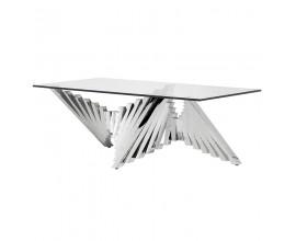 Art-deco luxusný konferenčný stolík Ismay 120cm