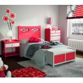 Luxusná detská izba Blanco Decapé / Coral